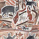 Rêveries Austral(ienn)es n°1 by Pascale Baud