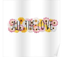 All the Love 3 Poster