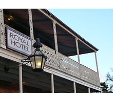 Royal Hotel, Hill End Photographic Print