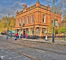 Red Lion Hotel by Elaine123