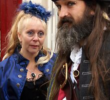 The Goth Weekend at Whitby, Oct 2011. 30 by TREVOR34