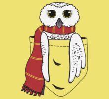 Pocket Hedwig Kids Tee