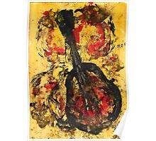 mandolin dance Poster