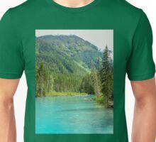 Kinney Lake Mount Robson Unisex T-Shirt