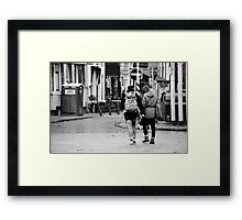 Amsterdam Love Framed Print