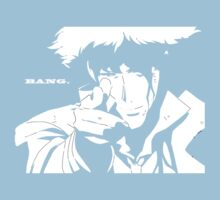 Cowboy Bebop - Bang One Piece - Short Sleeve