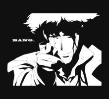 Cowboy Bebop - Bang by zahriradil