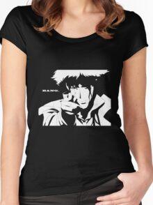 Cowboy Bebop - Bang Women's Fitted Scoop T-Shirt