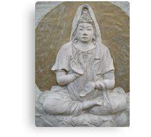 """Buddha "" Canvas Print"