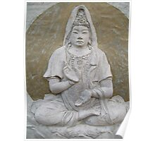 """Buddha "" Poster"