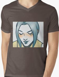 Maya the Siren Mens V-Neck T-Shirt