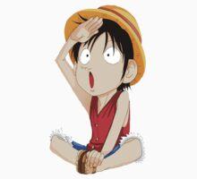 luffy a One Piece - Short Sleeve