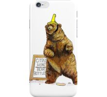 Honey bear iPhone Case/Skin