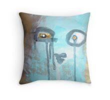 shaman tribe 11 Throw Pillow