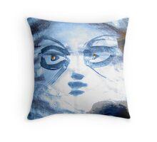 shaman tribe 7 Throw Pillow