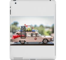 Ghost Rider Ecto 1 iPad Case/Skin