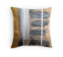 shaman tribe 4 Throw Pillow