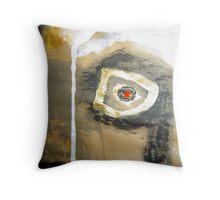 shaman tribe 3 Throw Pillow