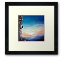 The Realm Framed Print
