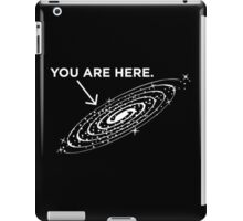 Space Location iPad Case/Skin