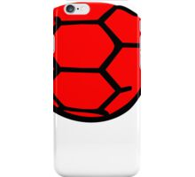 this might be retro... red thingy iPhone Case/Skin