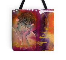 Early Morning Songwriter Tote Bag