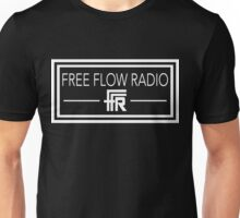 "Free Flow Radio ""Box Design"" Unisex T-Shirt"