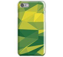Green Geometrics iPhone Case/Skin