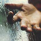 Rainy day woman by Jessica  Lia