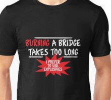 Bridge fun Unisex T-Shirt
