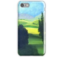 Piedmont I iPhone Case/Skin