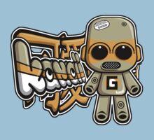 Gadget Mascot Tag Kids Clothes
