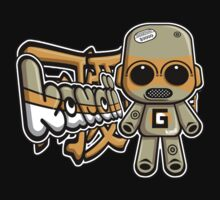 Gadget Mascot Tag One Piece - Long Sleeve
