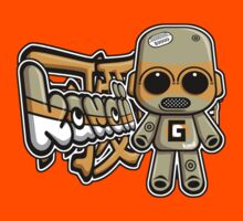 Gadget Mascot Tag Kids Clothes