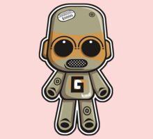 Gadget Mascot Baby Tee