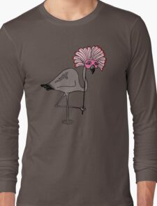 Over The Top? Long Sleeve T-Shirt