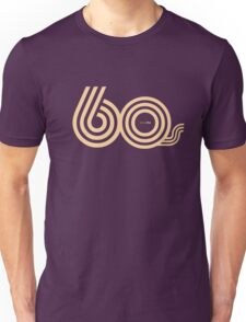 Born in the 60's Unisex T-Shirt