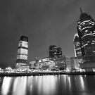 Jersey City Night by Lilfr38