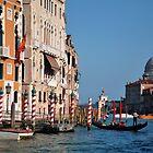 Colors of Venice by Jennifer Lyn King