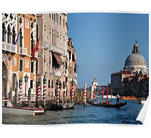 Colors of Venice Poster
