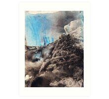 Approaching the Falls Art Print