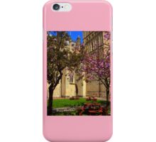 Exeter Cathedral Cafe iPhone Case/Skin