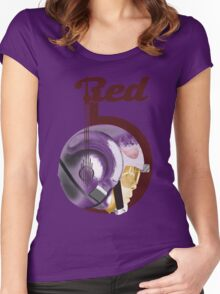 Red5 Women's Fitted Scoop T-Shirt