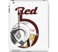 Red5 iPad Case/Skin