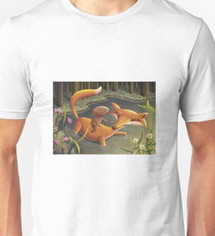 The Gingerbread Man Unisex T-Shirt