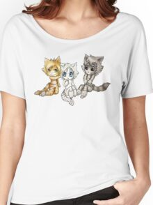 Jellicle girls chibis Women's Relaxed Fit T-Shirt