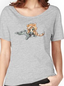 Jellicle Glomps Women's Relaxed Fit T-Shirt