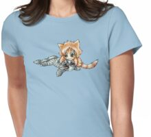 Jellicle Glomps Womens Fitted T-Shirt
