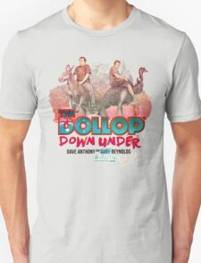The Dollop - Down Under  (Australia variant) Unisex T-Shirt