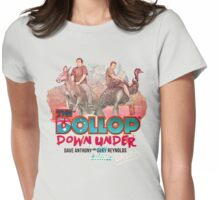 The Dollop - Down Under  (Australia variant) Womens Fitted T-Shirt